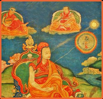 Muchen Sanggye Rinchen sakya láma